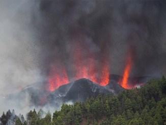 Согласно мнению эксперта из CSIC, извержение вулкана на La Palma может длиться долго