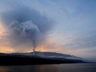 """La Palma: Involcan считает, что вулкан вступил в фазу """"с меньшим количеством взрывов"""""""
