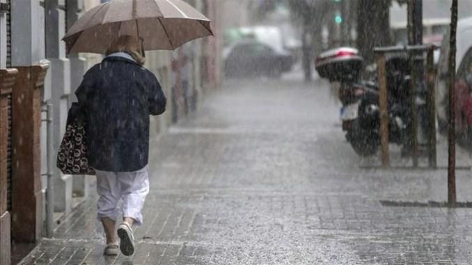 Неужели ожидается передышка от жары? С понедельника на Канарах возможны дожди