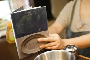 米沢亜衣さんの「イタリア料理の本」