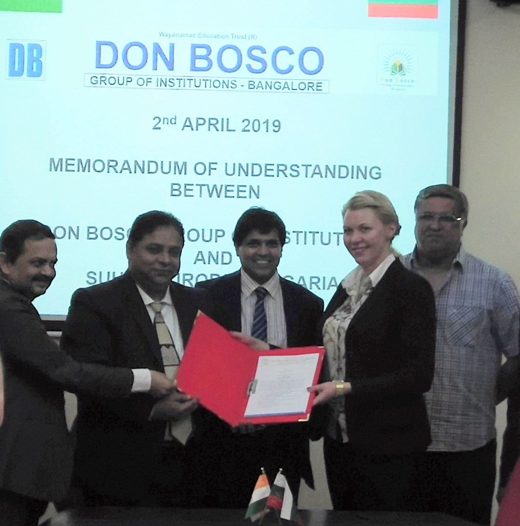 Don Bosco Institute for MOU