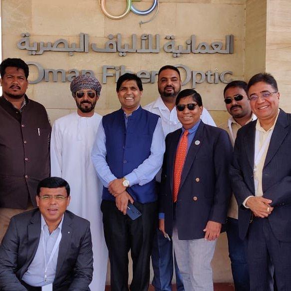 Oman Delegation IETO