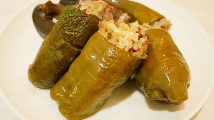 [エジプト料理]素材の旨味を詰め込んだ家庭の味 マフシー-レシピ-