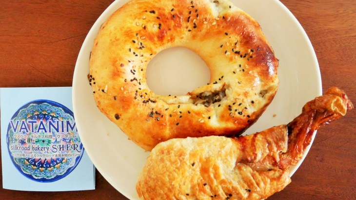 [ウズベキスタン料理]中央アジアの主食 本格炭火焼のパン ノン-お取り寄せレビュー-