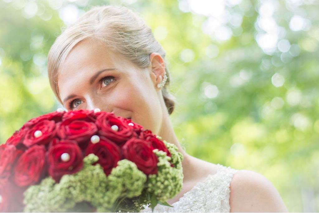 Bruidskapsel en bruidsmake-up Amersfoort | ietsmethaar | kapper en visagist in Amersfoort