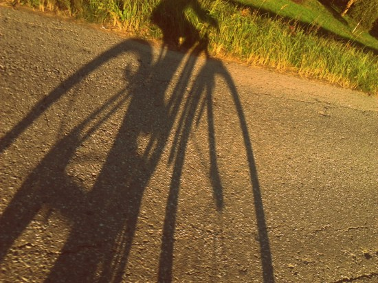 Es jau gaidu braukt ar riteni.