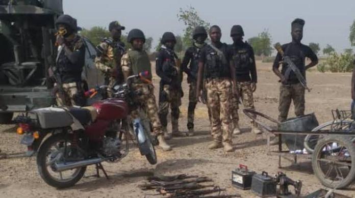 BOKO HARAM: Arrested Soldiers Expose Civilian Collaborators