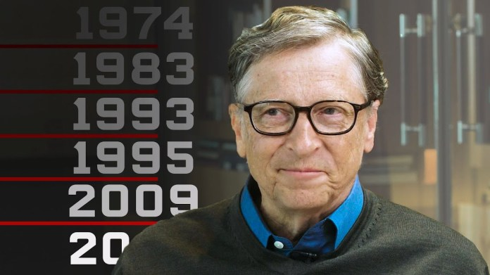 Bill Gates Breaks Down 6 Moments From His Life | WIRED - YouTube
