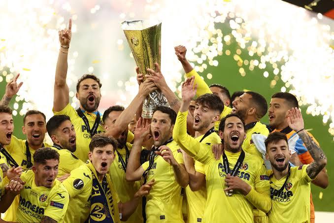 Breaking: Samuel Chukwueze's Villareal beat Man United to win Europa League