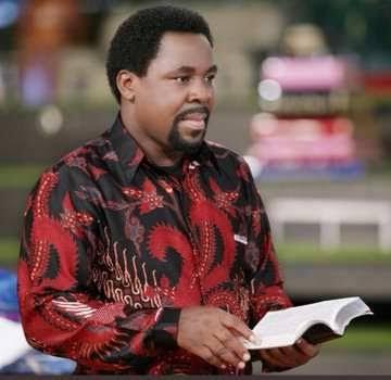 TB Joshua: Tears Flow As Members Mourn Outside The Church