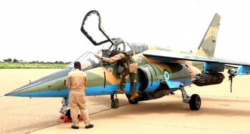 EXCLUSIVE: Nigerian Air Force Hides Location Of Crashed Fighter Jet, Yet To  Contact Pilots' Families   Sahara Reporters