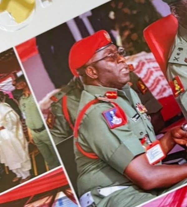 Army Major General Hassan Ahmed killed by bandits, wife kidnapped - P.M. News