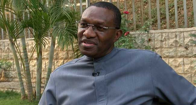 Group: Andy Uba Is Not A Candidate For The November Election