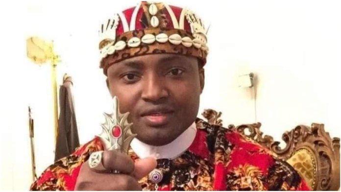 Simon Ekpa Warns Southeast Leaders Working Against Biafra