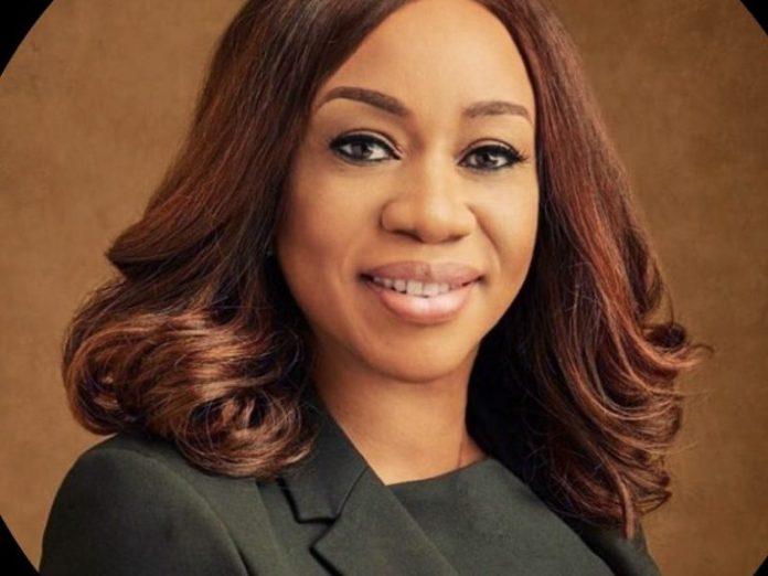 Breaking: GTBank Named Miriam Olusanya As First Female Managing Director.