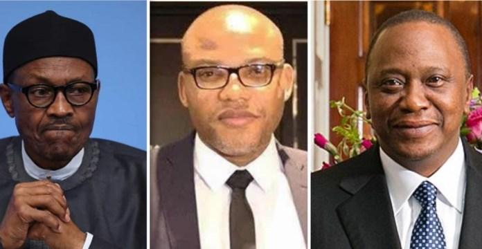 Exclusive: Nnamdi Kanu's British passport found in Kenya - UK Tabloid