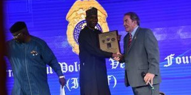 Muhammad-Bande bags leadership award in U.S - Daily Nigerian