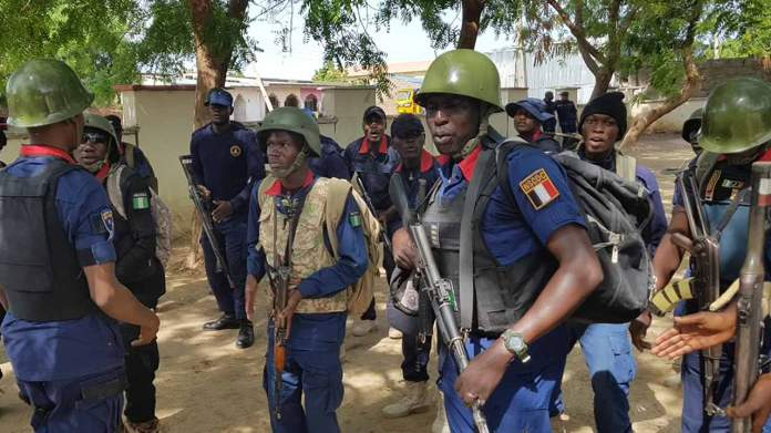 How NSCDC Nabbed 29-Year-Old For Defiling 4-year-Old In Ondo