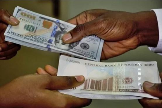 Dollar To Naira Exchange Rate Today