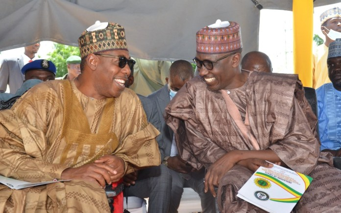 """Zulum: """"Today is Happiest Day of My Life"""" As NNPC Pledges to Deliver Maiduguri Power Project on Schedule"""