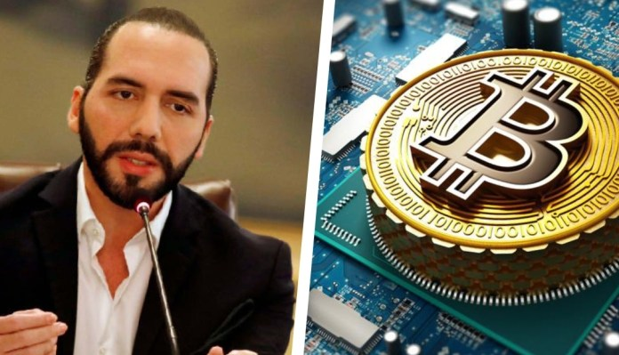 El Salvador Becomes First Country To Make Bitcoin Official Currency