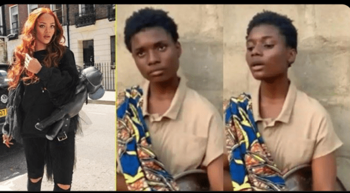 Rihanna Reaches Out To 17-Year-Old Nigerian Hawker Who Sings With Angelic Voice In Viral Video