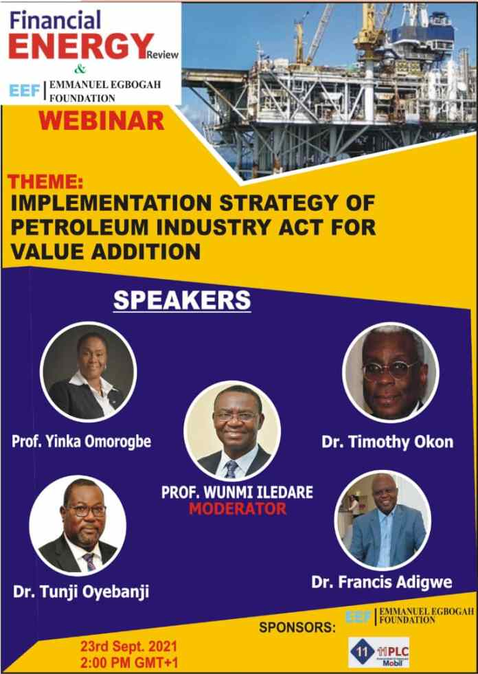 Oil And Gas Stakeholders Speak On The Implementation Of PIB Bill