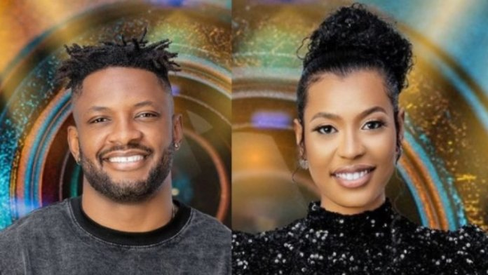 BBNAIJA 2021: Nini And Cross Engaged In A Heated Argument