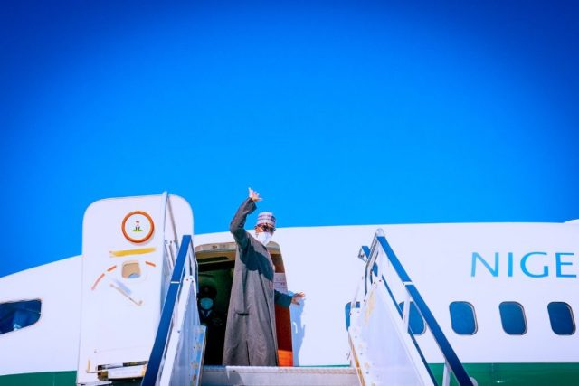 Buhari Off To Ethiopia For Prime Minister Abiy Ahmed's Inauguration