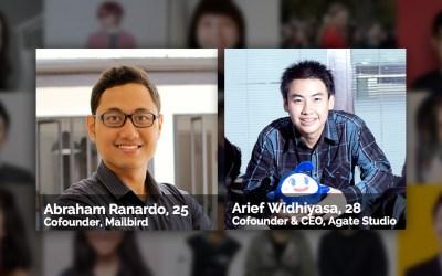 "Alumni Informatika ITB dalam ""Forbes 30 Under 30 in Asia"""