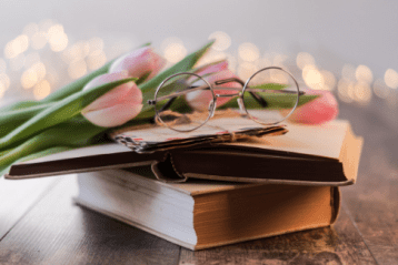 Books for Joy, Comfort, Grace, and Fun