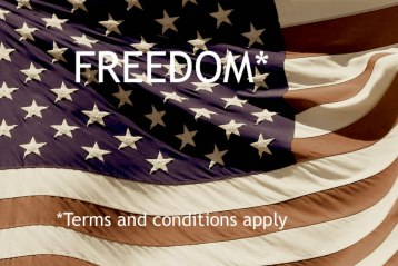 Freedom is Essential