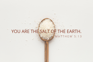 Taste and See: The Jeweled Symbolism of Salt in Scripture