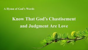 The Chastisement Of God's People