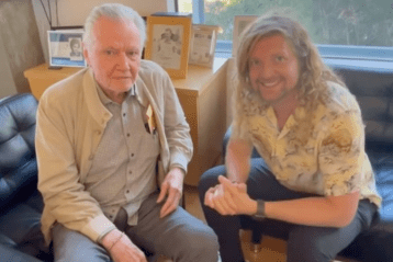 Jon Voight tells Sean Feucht: America's freedom is 'under attack by an atheist force'