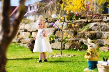 easter bunny jesus debate