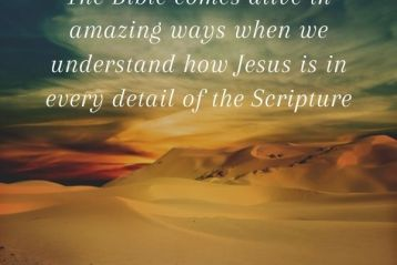 Finding Jesus in the Story of Creation