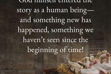 God the Savior: Jesus' Birth and Ministry
