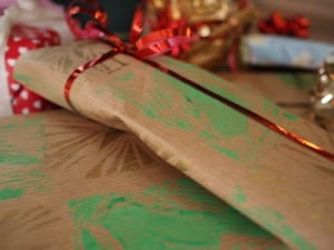 homemade christmas paper 6 Kid Friendly Holiday Activities for Winter Break