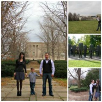 The Best Places for Family Photos in Kansas City