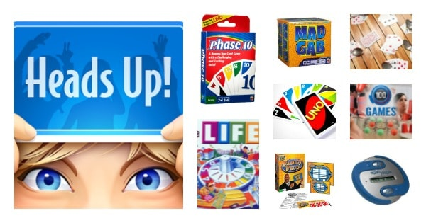 10 Fun Games for a Great Family Game Night