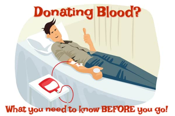 What you need to know before donating blood