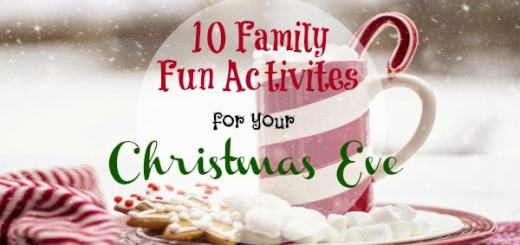 Family Activities for Christmas Eve