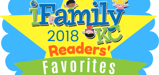 Winner of iFamilyKC Readers' Favorites