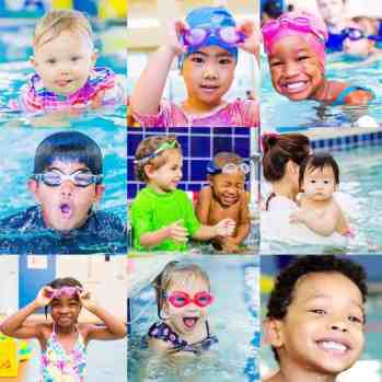 Fun Kids Swim Lessons in Kansas City with Aqua Tots