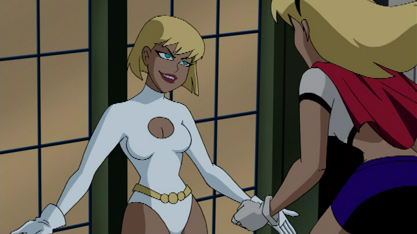 """Justice League Unlimited S1E6: """"Fearful Symmetry"""" Mini-Review"""