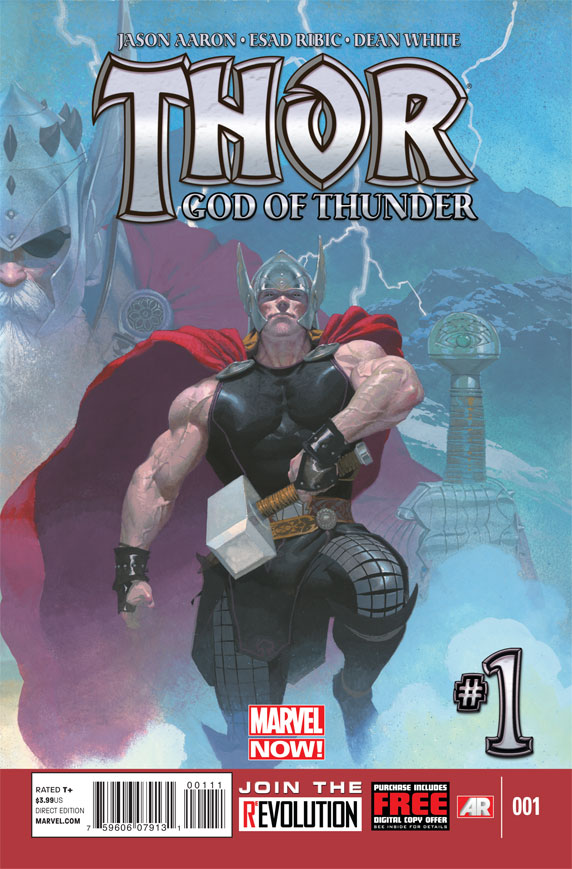 Thor : God Of Thunder #1 (2012) Comic Book Review