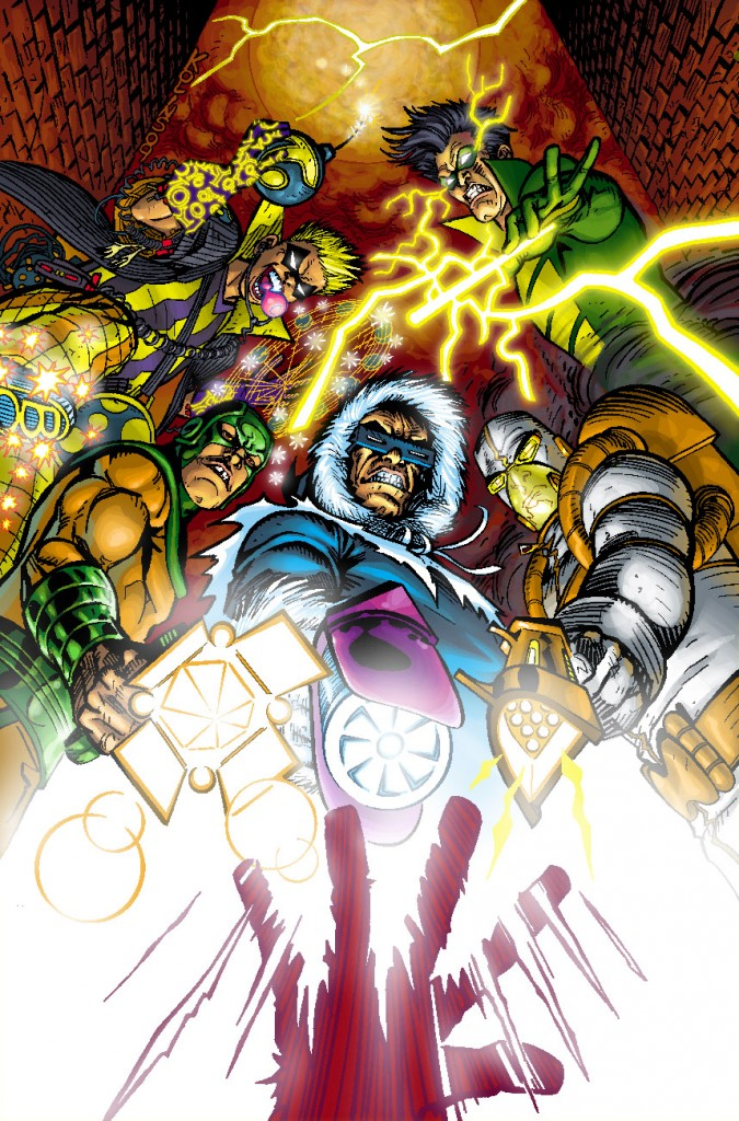 Image result for the flash rogues