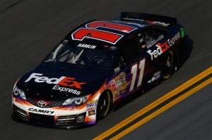 Denny Hamlin Fantasy NASCAR 2013