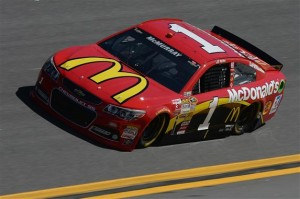 Jamie McMurray Fantasy NASCAR 2014